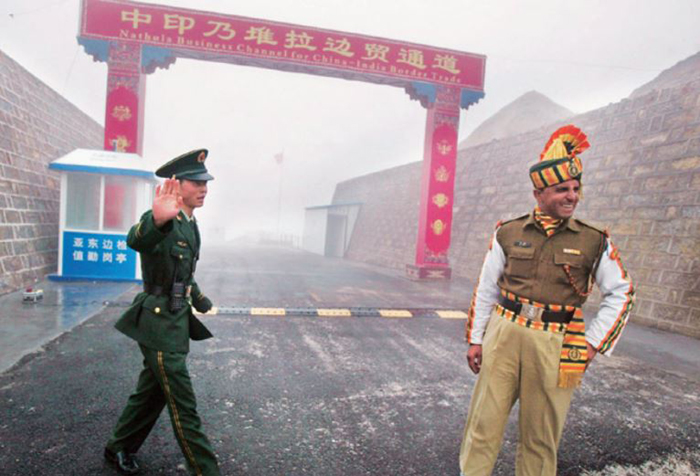 india-and-china-war