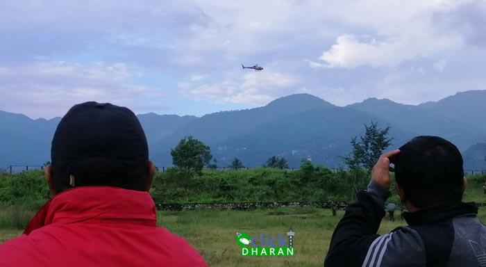 dharan-heli